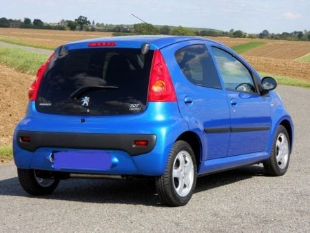 peugeot - Piloto trasero derecho Peugeot 107 2005-2009