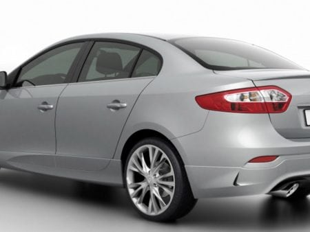 fluence rear