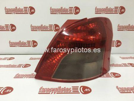 toyota - Piloto traseroderecho Toyota Yaris 2005-2011