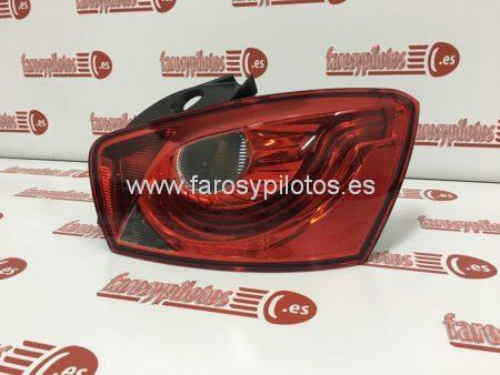 IMG 3961 450x338 - Piloto trasero derecho Seat Ibiza Negro 5 puertas 2008-2014