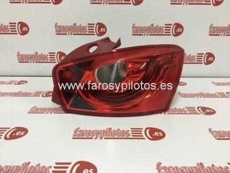 IMG 3965 450x338 - Piloto trasero derecho Seat Ibiza 5 puertas 2008-2014 Rojo