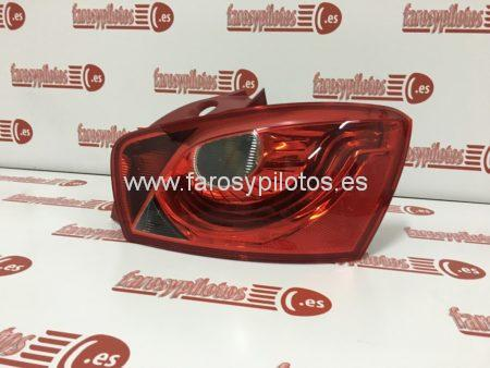 seat - Piloto trasero derecho Seat Ibiza 5 puertas 2008-2014 Rojo