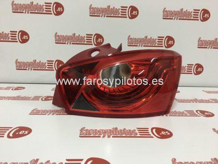 IMG 3969 450x338 - Piloto trasero derecho Seat Ibiza 5 puertas 2008-2014 Rojo