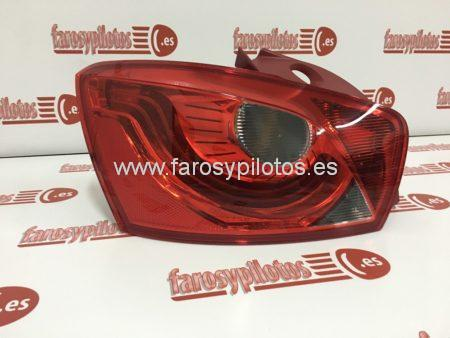 seat - Piloto trasero izquierdo Seat Ibiza 5 puertas 2008-2014 Rojo