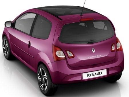 renault - Piloto trasero izquierdo Renault Twingo II Restyling 2012