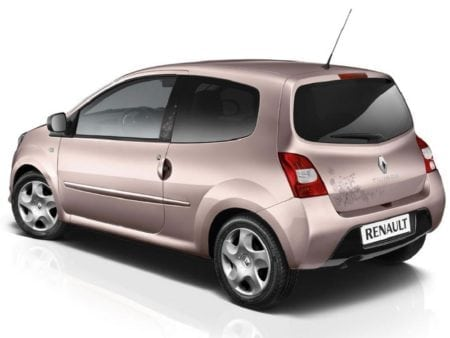 renault - Piloto trasero derecho Renault Twingo II 2007-2012