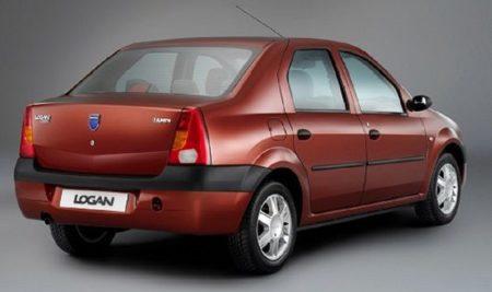 dacia - Piloto trasero derecho Dacia Logan 2004 Ambar 4 puertas