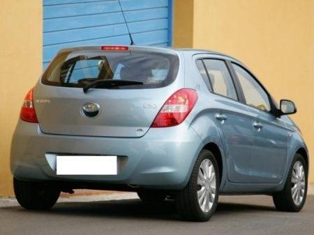 hyundai - Piloto traseroizquierdo Hyundai I20 2008-2014