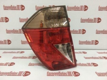 honda - Piloto traseroizquierdo Honda FRVTintados 2004-2009 Honda FR-V