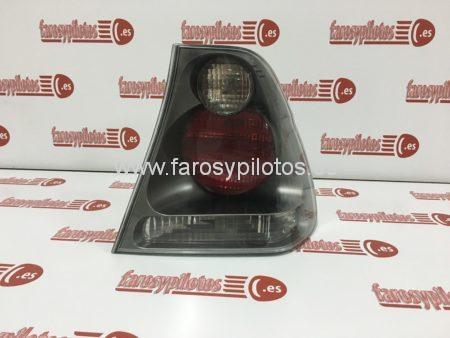 bmw - Piloto trasero derecho Bmw Compact E462000-2004 intermitente gris