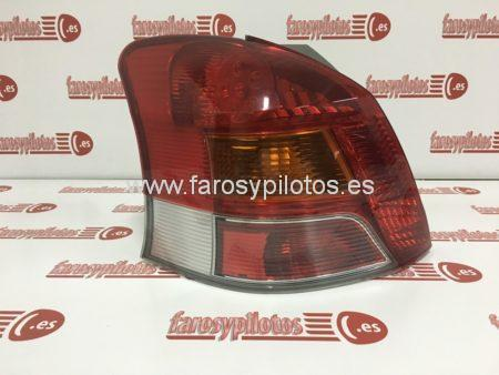 IMG 5021 450x338 - Piloto traseroizquierdo de Led Toyota Yaris 2005-2011
