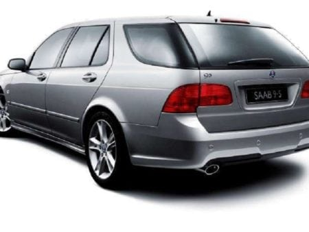 saab - Piloto traseroizquierdo Saab 9-5 Sport Hatch 2005-2010 Saab 95 SW