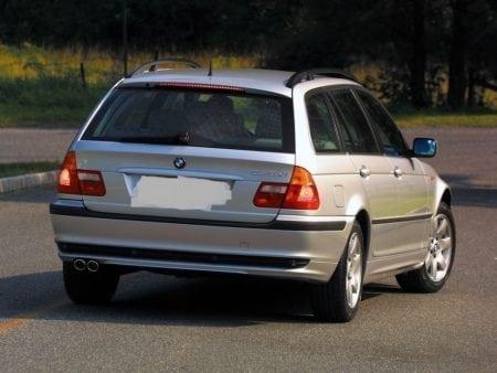 bmw - Piloto traseroizquierdo Bmw Serie 3 E46 Touring1998-2004 naranja