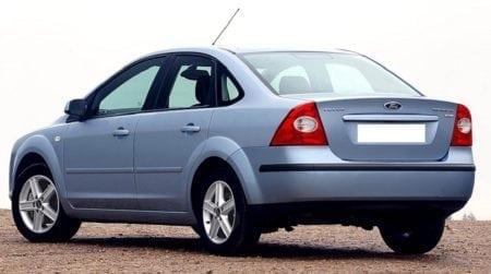 ford - Piloto trasero derecho Ford Focus Sedan 2008-2013