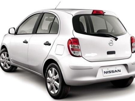 nissan - Piloto trasero izquierdo Nissan Micra K13 2010-2016