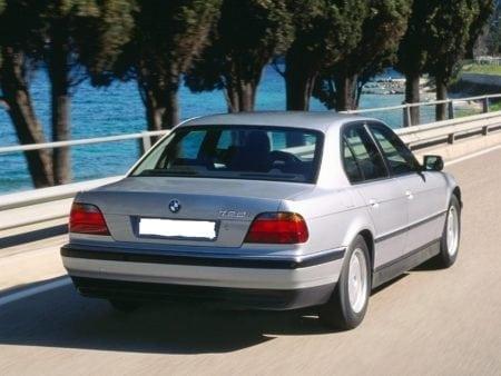 bmw - Piloto traseroizquierdo Bmw Serie 7 E38 1995-2001