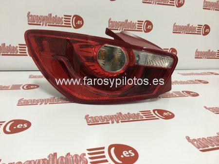 IMG 3996 450x338 - Piloto trasero izquierdo Seat Ibiza 3 puertas 2008-2014 rojo