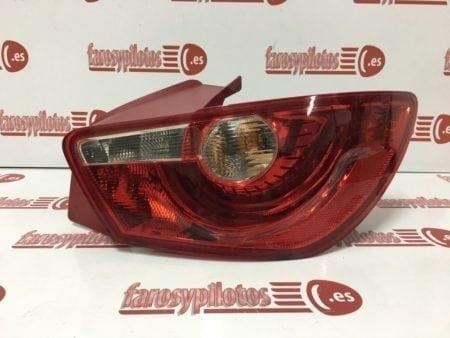 ibiza 3p rojo de 450x338 - Piloto traseroderecho Seat Ibiza 3 puertas 2008-2014 Rojo