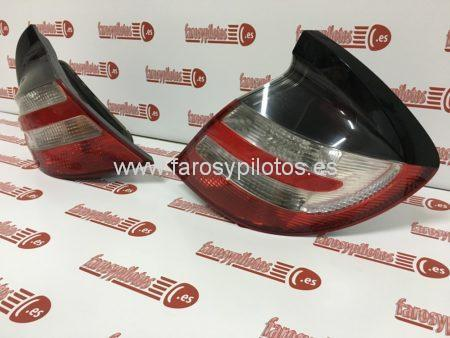 IMG 3686 450x338 - Pilotos traserosMercedes Sportcoupe W203 Restyling 2000-2008 juego completo