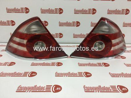 ford - Pilotos traserosFord MondeoRestyling2004-2007 juego completo
