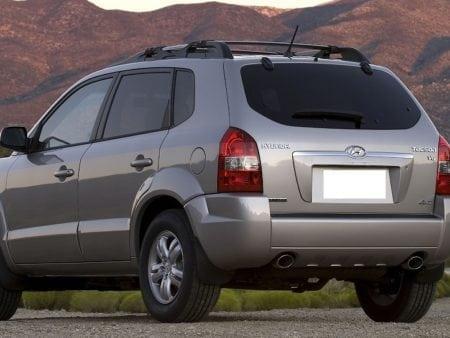 hyundai - Piloto trasero derecho Hyundai Tucson 2004