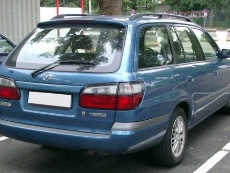 626 wagon 1996