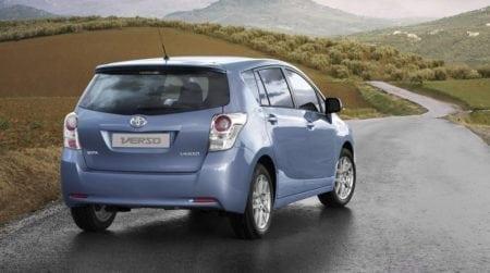toyota - Piloto traseroizquierdo Toyota Verso 2009 Led