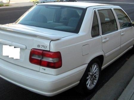 1999 volvo s70 12