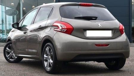 peugeot - Piloto traseroizquierdo Peugeot 208