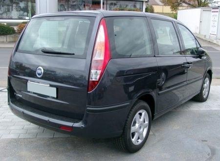 fiat ulysse rear 20071104