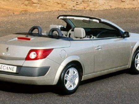 renault - Piloto trasero izquierdoRenault Megane II Cabrio Coupe