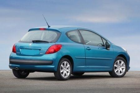 peugeot - Piloto trasero derecho Peugeot 207 años 2006-2009
