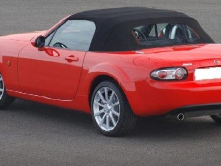 mazda mx5 rear