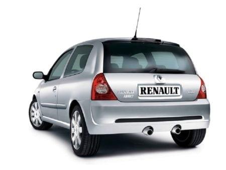 renault - Piloto trasero derecho Renault Clio II 1998 - 2005