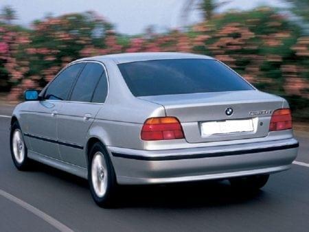 bmw - Piloto trasero izquierdo Bmw Serie 5 E39 años 1996-2000 Ambar