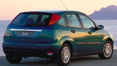 ford - Piloto traseroizquierdo Ford Focus 1998-2004