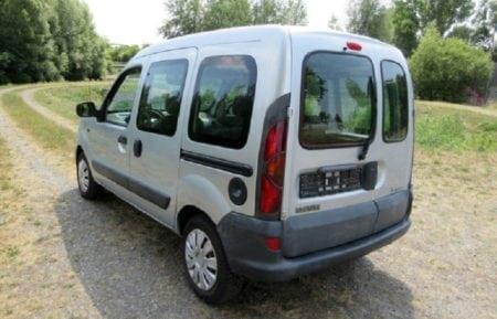renault - Piloto traseroizquierdo Renault Kangoo 1997-2003 doble puerta