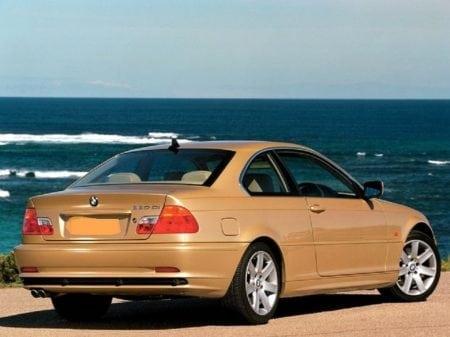 bmw - Piloto traseroderecho Bmw Serie 3 E46 Coupe 1999-2003 Ambar
