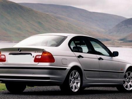e46 sedan rear