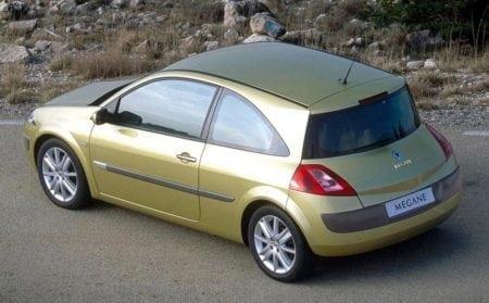 renault - Piloto trasero izquierdo Renault Megane II 2002-2006