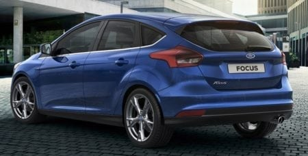 ford - Piloto traseroderecho Ford Focus 2014 Restyling