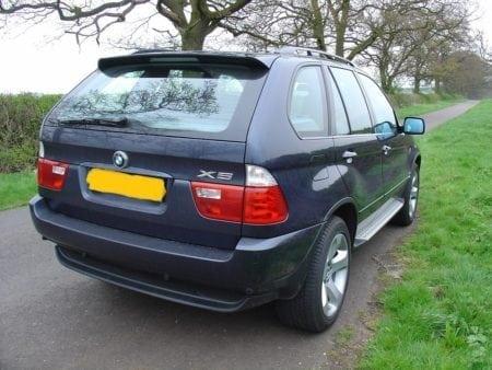 bmw - Piloto traseroderecho BMW X5 E53 años 1999-2006