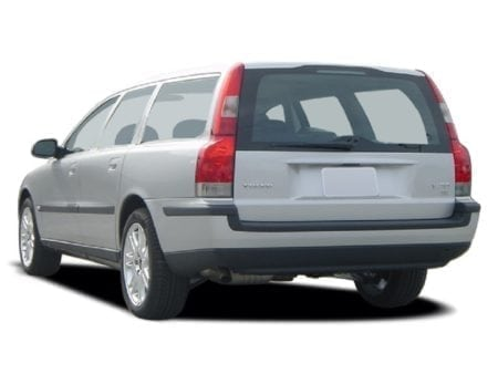 2005 volvo v70 t5 wagon angular rear png