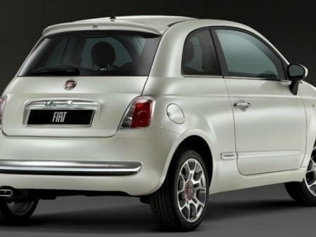 fiat - Piloto trasero izquierdo Fiat 500 C 2007 cerco blanco (Producto Nuevo)