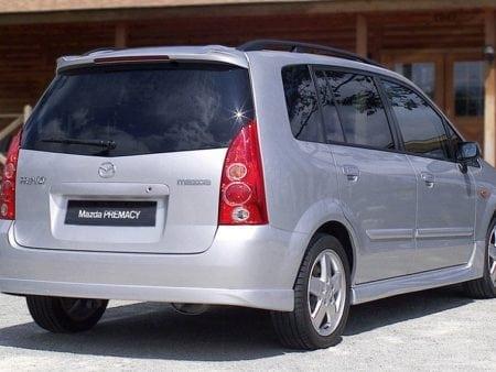 mazda - Piloto trasero derecho Mazda Premacy Restyling 2002-2005