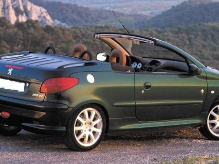 peugeot - Piloto trasero izquierdo Peugeot 206 Cc Cabrio