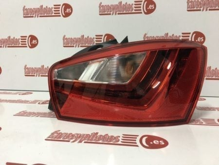 Ibiza led 5p der 1 450x338 - Piloto trasero derecho Seat Ibiza 2008 LED Restyling 5 Puertas