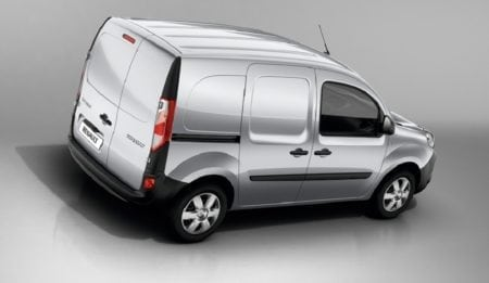 renault - Piloto trasero izquierdo Renault Kangoo 2008 - 2 puertas Blanco