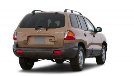 hyundai - Piloto trasero derecho Hyundai Santa Fe 1999-2004 (Producto Reciclado)