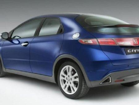 honda - Piloto trasero derecho Honda Civic Restyling años 2009-2011